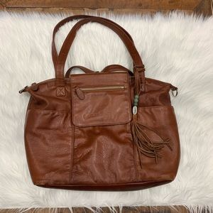 Lily Jade Madeline Camel Silver Original Bag